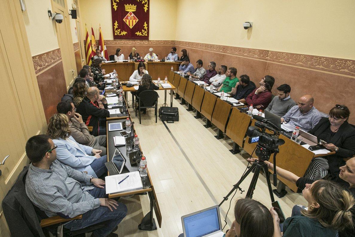 El Pleno de Rubí aprueba por unanimidad el Plan de atención integral a las personas con discapacidad y diversidad funcional.