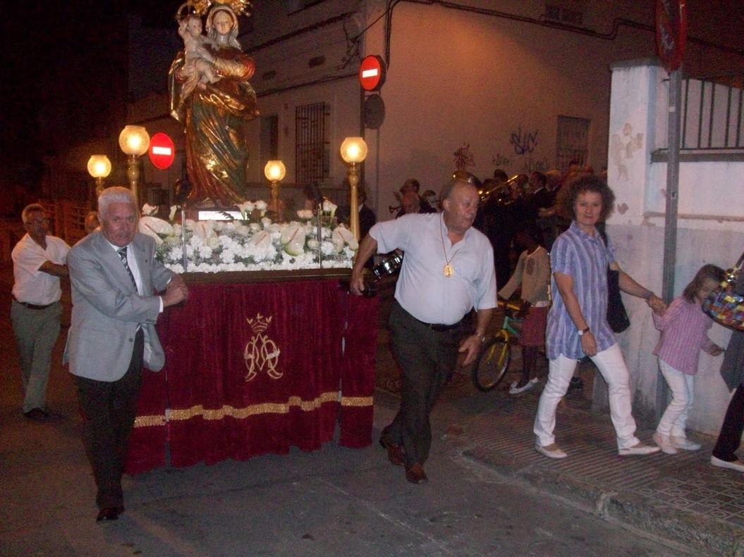 Imagen de la Asociación Cultural Virgen de las Maravillas de Mataró.