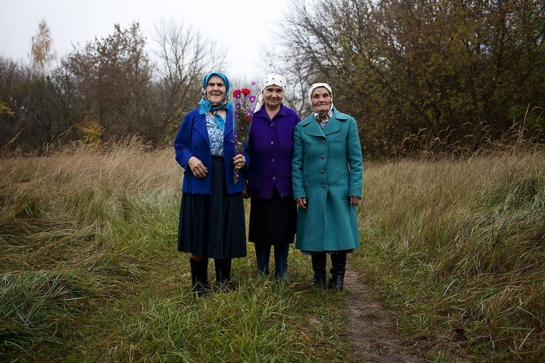 Imagen del reportaje de 30 minuts Les àvies de Txernòbil.