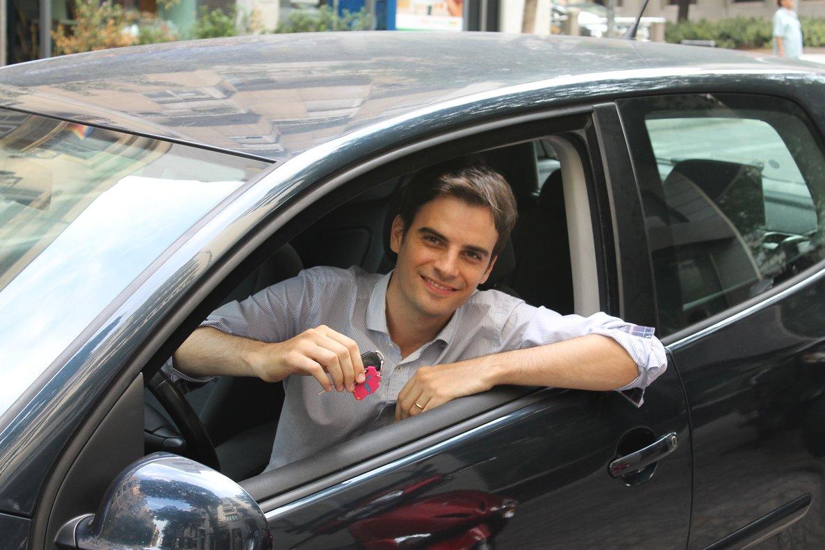 Jaume Suñol, director de Drivy en España.