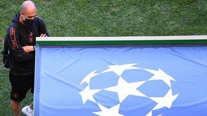 Guardiola demana que ningú del Manchester City es fiï del Lió