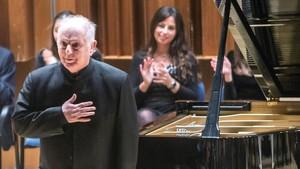 Accidentat homenatge de Barenboim a Debussy