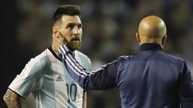 ¿Alguien habla con Messi en Argentina?