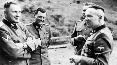 El nazi acosado