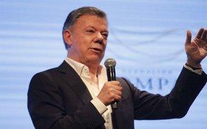 Juan Manuel Santos, expresidente de Colombia.
