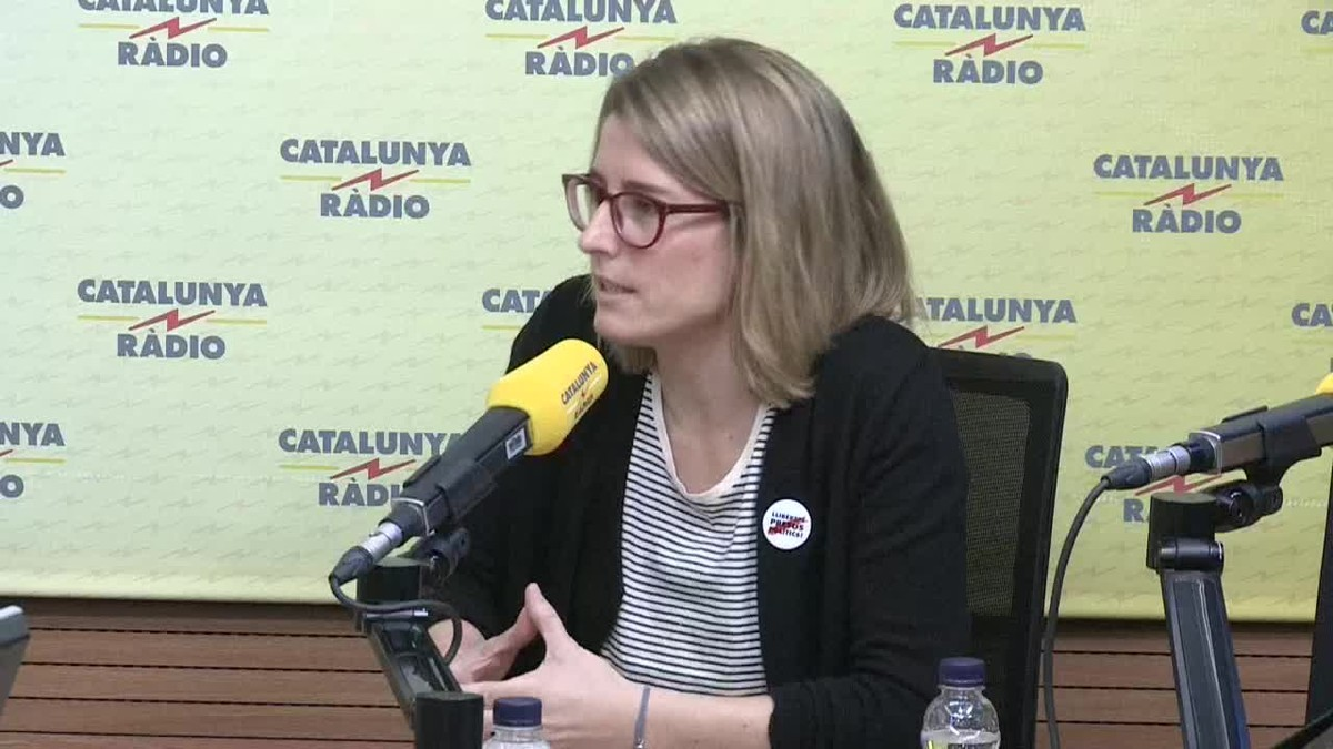 Artadi ha afirmado que a la CUP no hay que dejarla de lado porque representa a una parte significativa del independentismo.