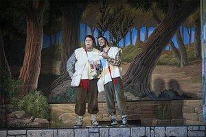 Los 'Pastorets' de Esplugues cumplen 20 años de representaciones ininterrumpidas