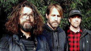 Lou Barlow, bob d'Amico y Jason Loewenstein son los componentes del grupo indierock Sebadoh.