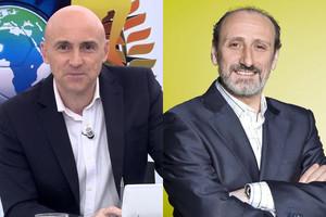 Maldini comenta un partido con Enrique Pastor... Y las redes se revolucionan