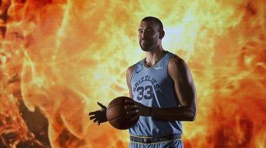 """Marc Gasol: """"Cada año me planteo la NBA como un todo o nada"""""""