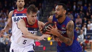Tota la plantilla de bàsquet s'adhereix a l'erto del Barça pel coronavirus