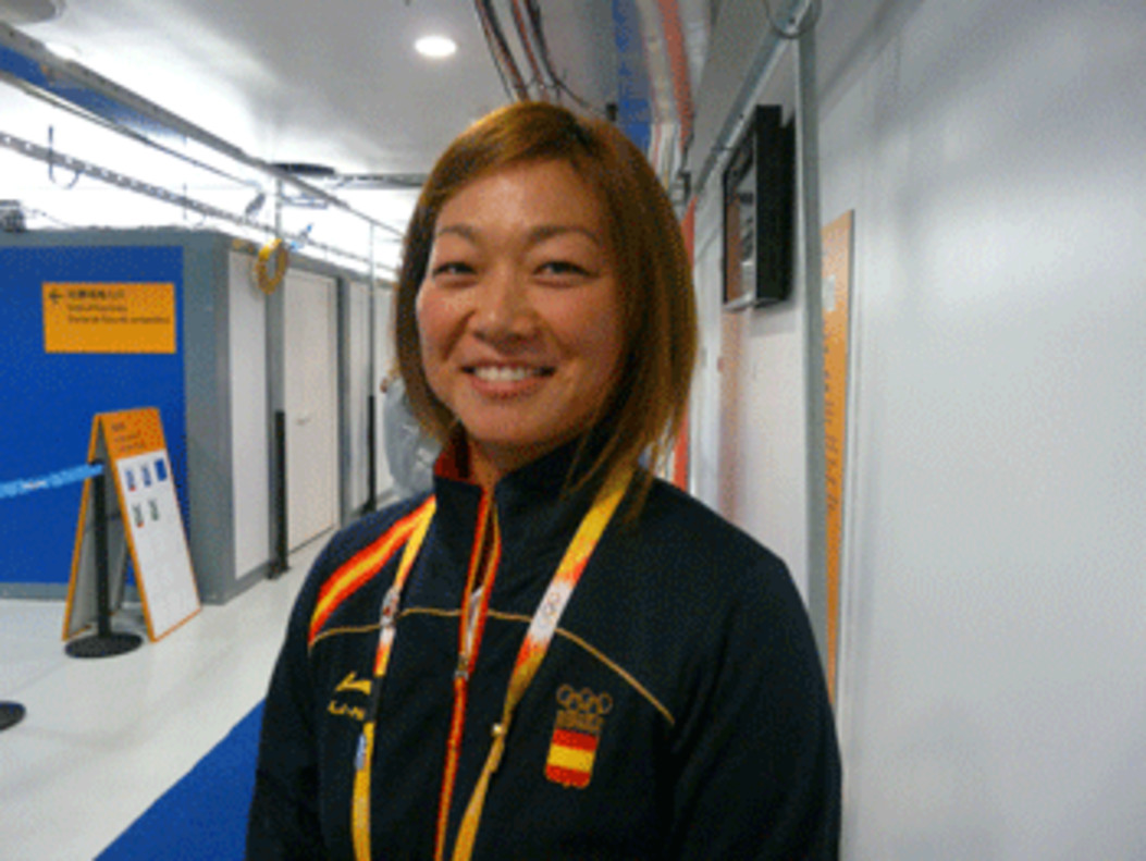 Mayuko Fujiki.