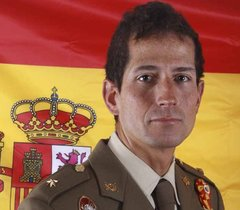 El comandante Fernando Yarto Nebreda.