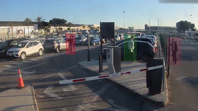 Desarticulat un grup criminal que actuava a l'AP-7 i l'aeroport de Barcelona