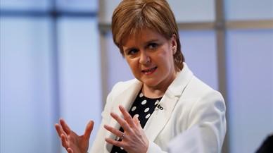 El referéndum de independencia en Escocia no va a desaparecer jamás, según Sturgeon