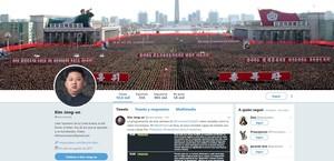Perfil de Twitter del otro Kim Jong-un.
