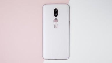 El OnePlus 6 en color blanc surt a la venda