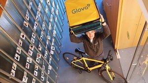 Oscar Pierre, fundador de Glovo.