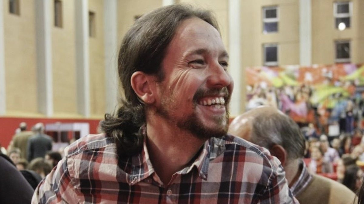 """Pablo iglesias recomienda la serie 'The Accident' con entusiasmo: """"Es un pasote"""""""