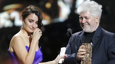 Penélope Cruz recibe el César de Honor del cine francés
