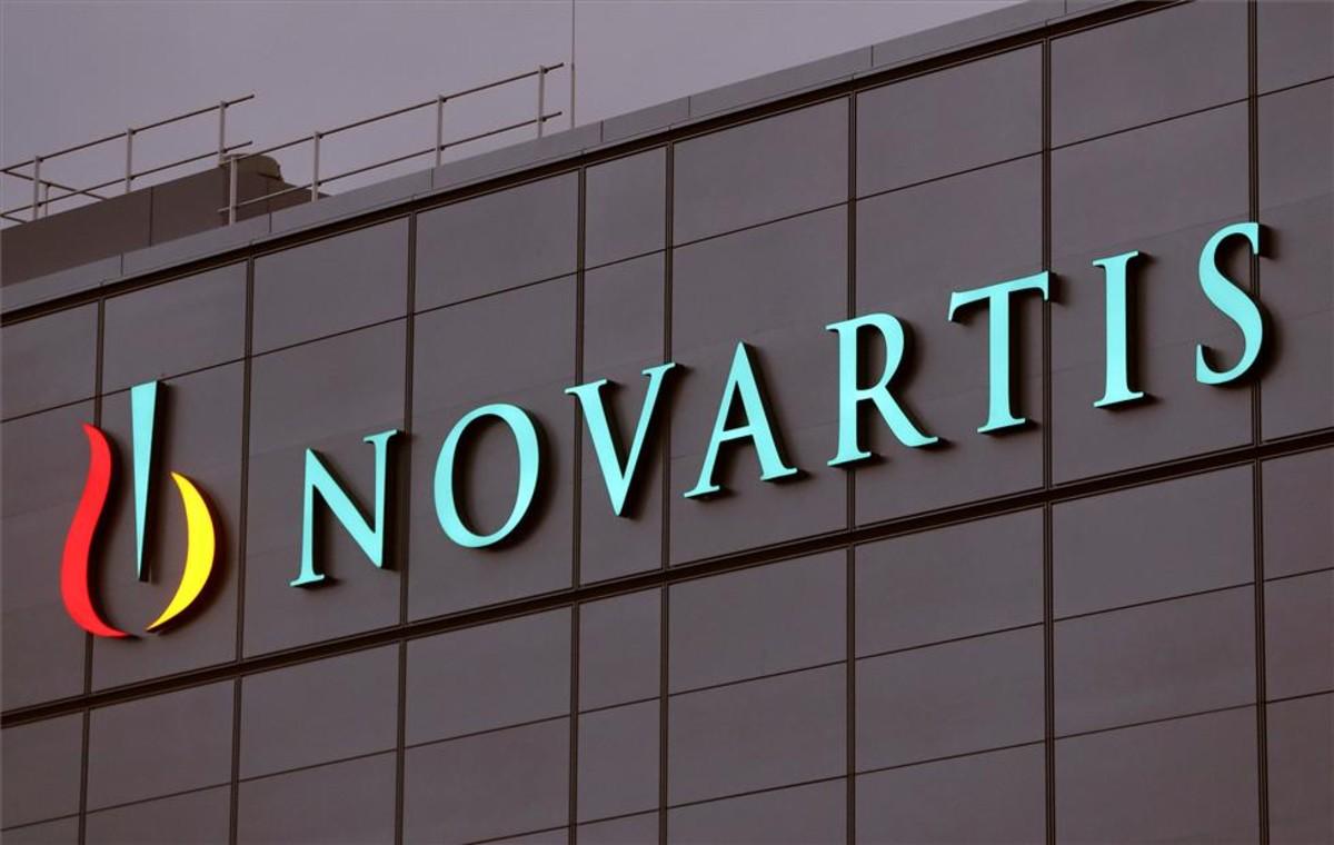 Planta de Novartis en Stein, Suiza.