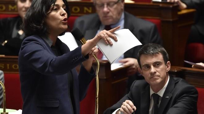 Los jóvenes franceses plantan cara a una reforma laboral inspirada en la española