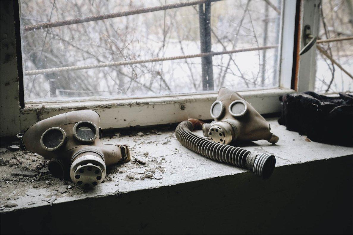 ONBARCELONA exposició Chernobyl, zona prohibida a la galeria Il Mondo de Barcelona. fotos Quim Tomas.