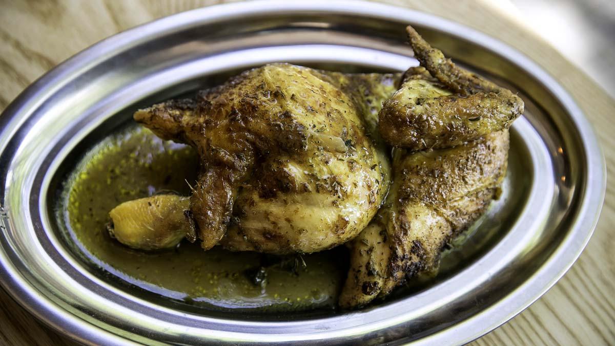 Cómo preparar un pollo a last perfecto.