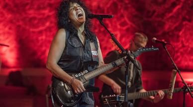 Rosana, al Palau de la Música.