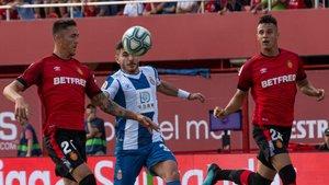 Un Espanyol desastrós torna a ensopegar a Mallorca
