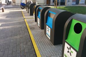 Rubí registra un augment de 49 tones de residus voluminosos abocats fora dels contenidors
