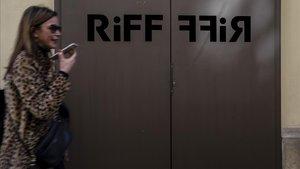 Sanidad investiga la muerte de una mujer tras comer en el restaurante RIFF, de Valencia.