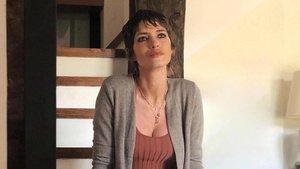 La presentadora Sara Carbonero muestra en Instagram su radical cambio de 'look'.