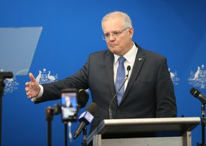 """""""Ya es demasiado tarde"""", le responden a Australia tras anunciar un plan contra el cambio climático"""