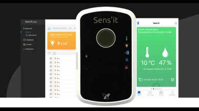 Sigfox lanza Sens'it Discovery, una solución IoT personalizable