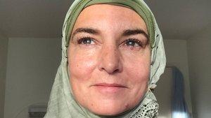 Sinéad OConnor se ha convertido al islam, y ahora se llama Shuhada.