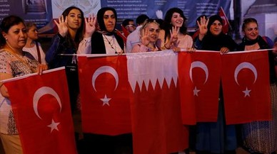 Los amigos de Qatar