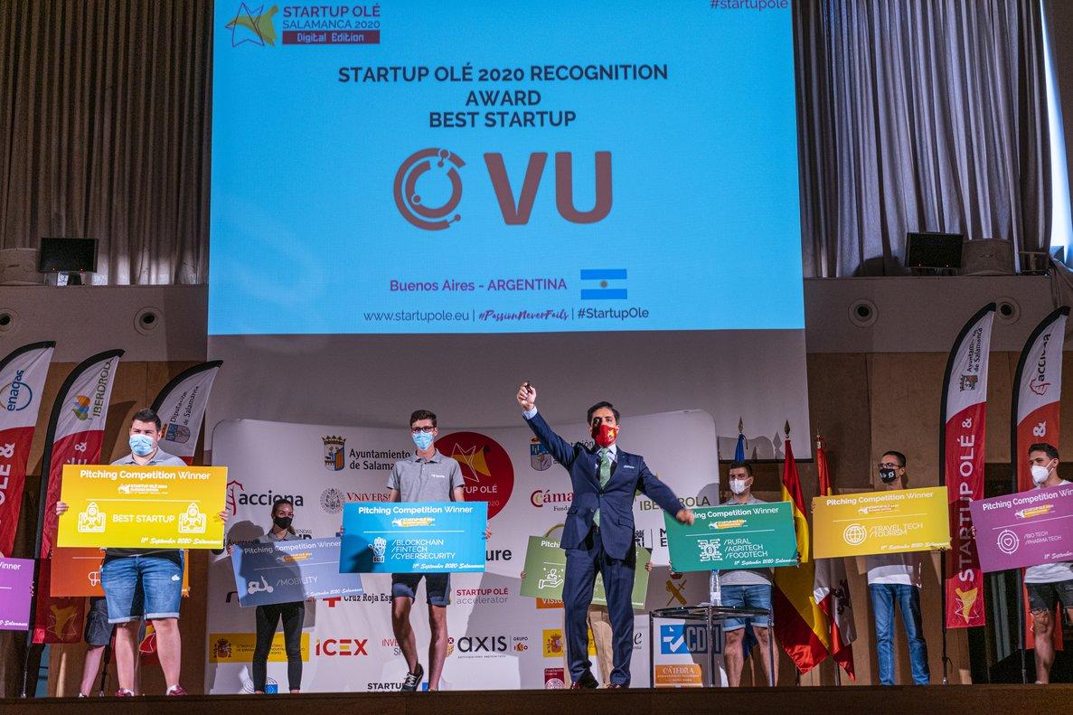 Más de 260 startups participaron en la edición de Startup Olé 2020