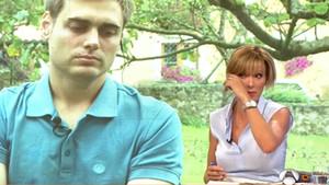 Susanna Griso s'emociona durant la seva entrevista al germà de Celia Barquín, la golfista espanyola assassinada