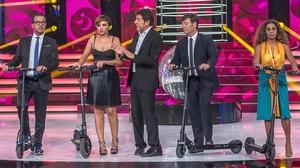 Presentación de Tu cara me suena, uno de los grandes éxitos de audienca de Antena 3.