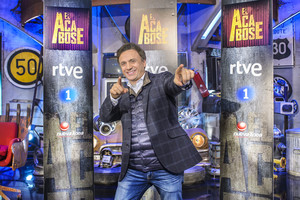 José Mota,en la presentación de 'El acabóse', su nuevo programa en TVE-1.