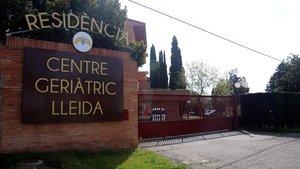 Imagen de la residencia geriátrica de Lleida