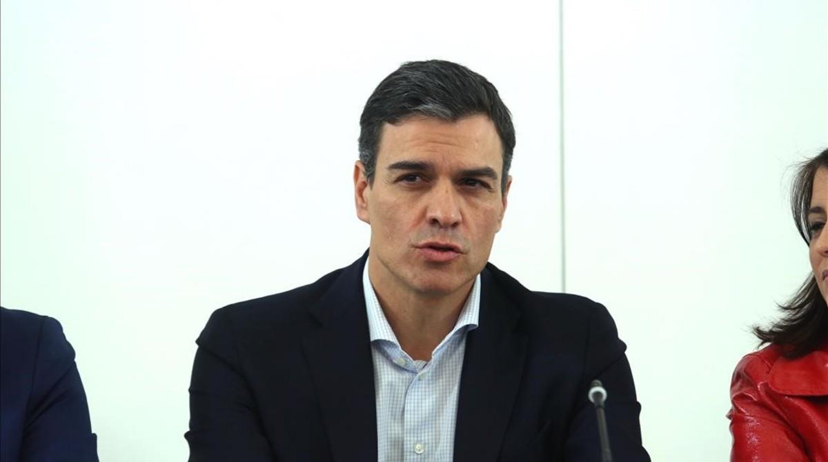 Sánchez planeja recuperar les lleis vetades per Rajoy