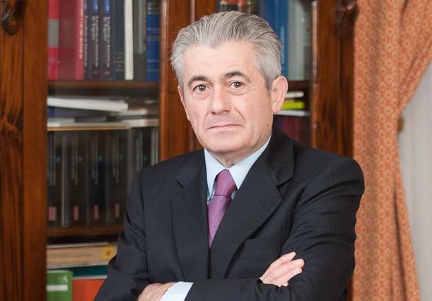 Valentí Pich, presidente del Consejo General de Economistas.