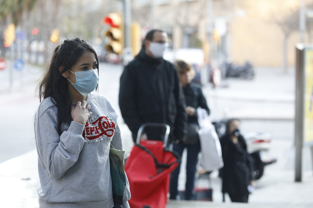 Mascarillas: OMS dice que las de algodón pueden ser infecciosas
