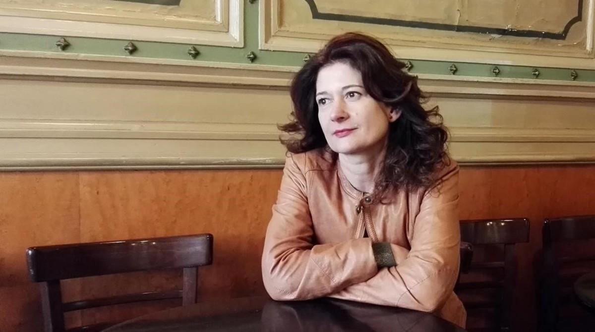 Victoria González Torralba.