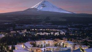 Woven City, la ciudad del futuro que Toyota construirá en Japón y ha presentadoen el Consumer Electronic Show (CES) de Las Vegas 2020.