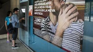 El 80% dels espanyols elegeixen com a banc principal un dels cinc grans