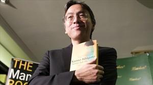 Kazuo Ishiguro guanya el premi Nobel de literatura 2017