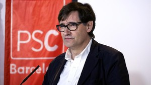"""El PSC respon a Valls: """"El nostre candidat és Collboni"""""""